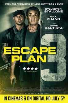 Plan de Escape 3: The Extractors (2019)