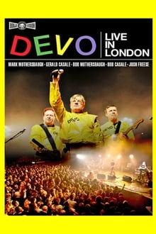 DEVO: Live in London
