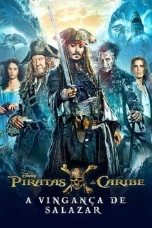 Piratas do Caribe: A Vingança de Salazar Dublado ou Legendado