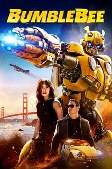 Bumblebee poster, capa, cartaz