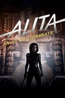 Alita: Anjo de Combate Legendado
