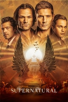 Supernatural 15ª Temporada Torrent (2020) Dublado WEB-DL 720p Download