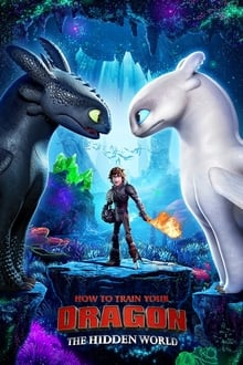 Kaip prisijaukinti slibiną 3 / How to Train Your Dragon: The Hidden World