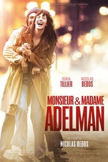 Mr & Mrs Adelman (Monsieur & Madame Adelman) (2017)