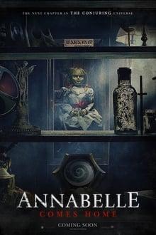 Annabelle 3 el regreso de la muñeca diabólica (2019)