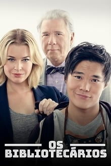 The Librarians – Todas as Temporadas – Dublado / Legendado