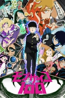 Mob Psycho 100 – Todas as Temporadas – Dublado / Legendado
