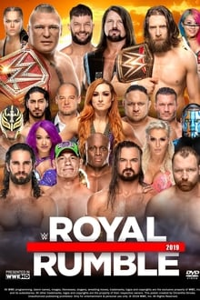 WWE Royal Rumble 2019 full event