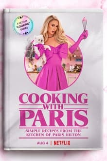 Cozinhando com Paris Hilton – Todas as Temporadas – Dublado / Legendado