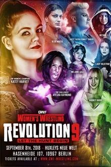GWF Women's Wrestling Revolution 9: Let The Hunt Begin