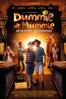 Dummie de Mummie en de tombe van Achnetoet (2017)