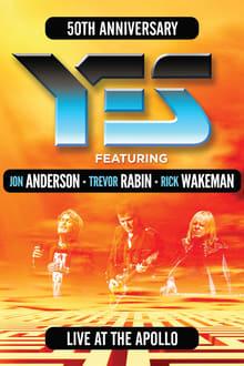 Yes featuring Jon Anderson, Trevor Rabin, Rick Wakeman: Live At The Apollo