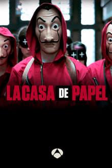 La Casa de Papel 1ª Temporada Torrent (WEB-DL) Dual Áudio / Legendado – Download