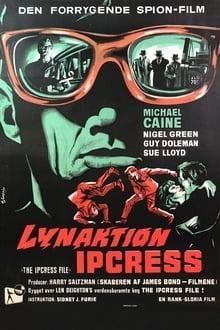 Lynaktion Ipcress
