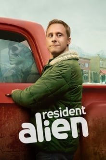 Resident Alien – Todas as Temporadas – Legendado