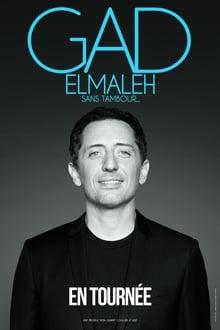 Gad Elmaleh - Sans tambour streaming VF