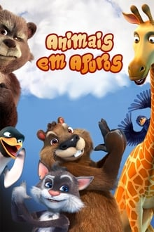 Animais em Apuros Torrent (2020) Dual Áudio WEB-DL 1080p Dublado Download