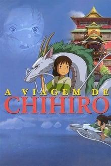 A Viagem de Chihiro Dublado