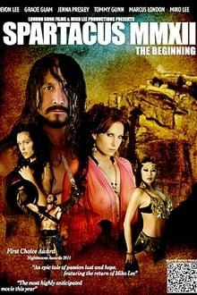 18+ Spartacus MMXII The Beginning (2012) English x264 Web-DL 480p [365MB]   720p [1.3GB] mkv