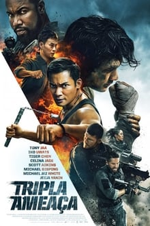 Tripla Ameaça Torrent (2020) Dual Áudio 5.1 BluRay 720p e 1080p Dublado Download