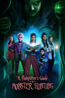 A Babysitter's Guide To Monster Hunting 2020 Dual Audio Hindi-English x264 Esbus Bluray 480p [316MB] | 720p [968MB] mkv