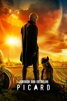 Jornada nas Estrelas: Picard 1ª Temporada Torrent (2020) Dual Áudio 5.1 WEB-DL 720p e 1080p Legendado Download