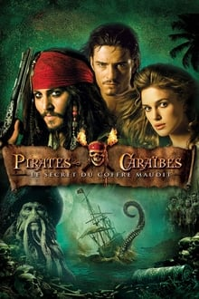 film Pirates des Caraïbes : Le Secret du coffre maudit streaming