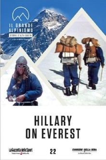 Hillary On Everest