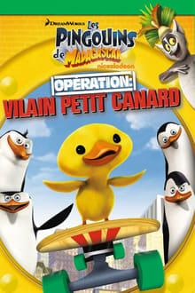 Les Pingouins de Madagascar - Vol. 6 : Opération : vilain petit canard streaming vf