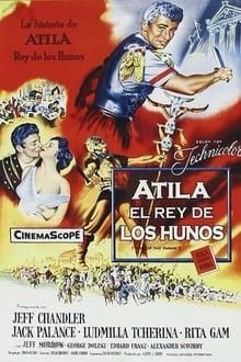 Atila, rey de los hunos (1954