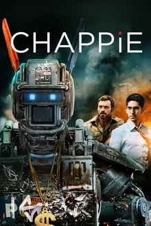 Chappie Torrent (2015) Dual Áudio / Dublado BluRay 1080p – Download