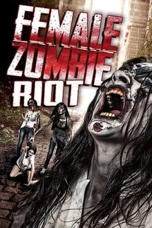 Female Zombie Riot 2016