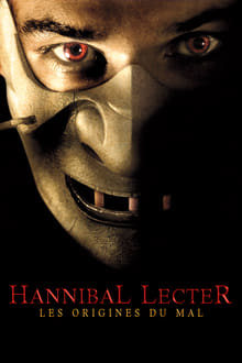 Hannibal Lecter: les origines du mal streaming VF