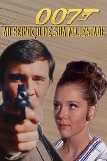 007: A Serviço Secreto de Sua Majestade Dublado