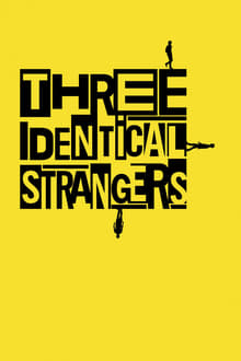 Three Identical Strangers - Trei străini identici (2018)