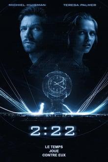 Film 2:22 Streaming Complet - Après avoir évité de justesse un crash aérien à 2h22, Dylan, un contrôleur aérien à la...