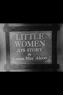 Westinghouse Studio One: Little Women Jo's Story
