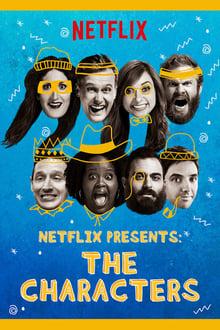 Image Netflix Presents: The Characters