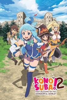 Kono Subarashii Sekai ni Shukufuku wo! (Saison 2)