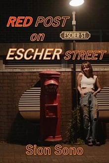 Red Post on Escher Street 2020