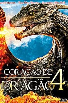 Coração de Dragão 4: A Batalha pelo Coração de Fogo Dublado