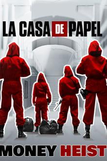 poster La Casa de Papel 3ª Temporada Torrent