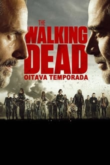 The Walking Dead 8ª Temporada (2017) Dublado HDTV | 720p – Torrent Download