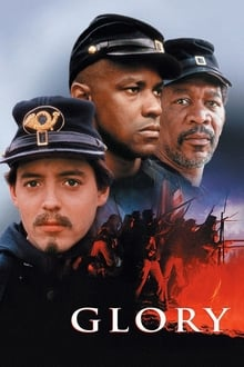 Glory (1989) REMASTERED English (Eng Subs) x264 Bluray 480p [550MB] | 720p [1.1GB] mkv