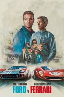 Ford vs Ferrari Torrent (2019) Dublado NEW HDCAM 720p Download