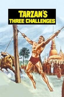 Os Três Desafios de Tarzan Torrent (1963) Dublado / Dual Áudio BluRay 1080p – Download