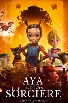 film Aya et la sorcière streaming