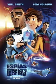 Spies in Disguise (Espías a escondidas) (2019)