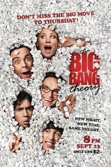 The Big Bang Theory 3ª Temporada (2009) Torrent – BluRay 720p Dual Áudio Download [Completa]
