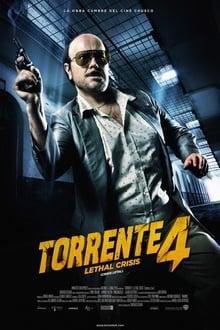 Torrente 4: Lethal crisis (2011)